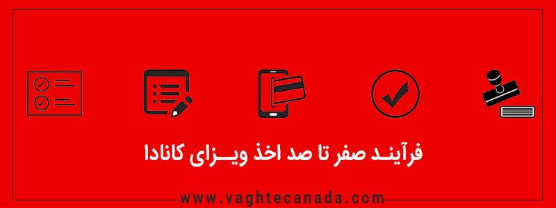 جواب ویزای کانادا